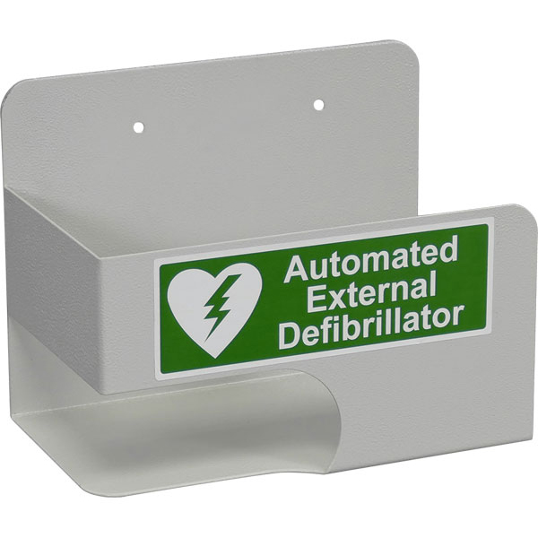 Click Medical AED Defibrillator Wall Bracket Ref CM1210 Up to 3 Day Leadtime
