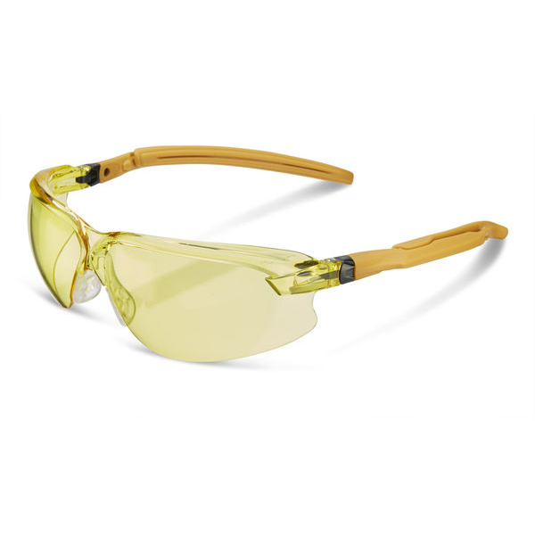 BBrand-Heritage H10 Anti-Fog Ergo Temple Spectacles Yellow*Up to 3 Day Leadtime*