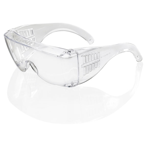 B-Brand Seattle Safety Spectacles Clear Ref BBSS [Pack 10] *Up to 3 Day Leadtime*