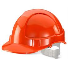 BBrand Economy Vented Safety Helmet Orange*Up to 3 Day Leadtime*
