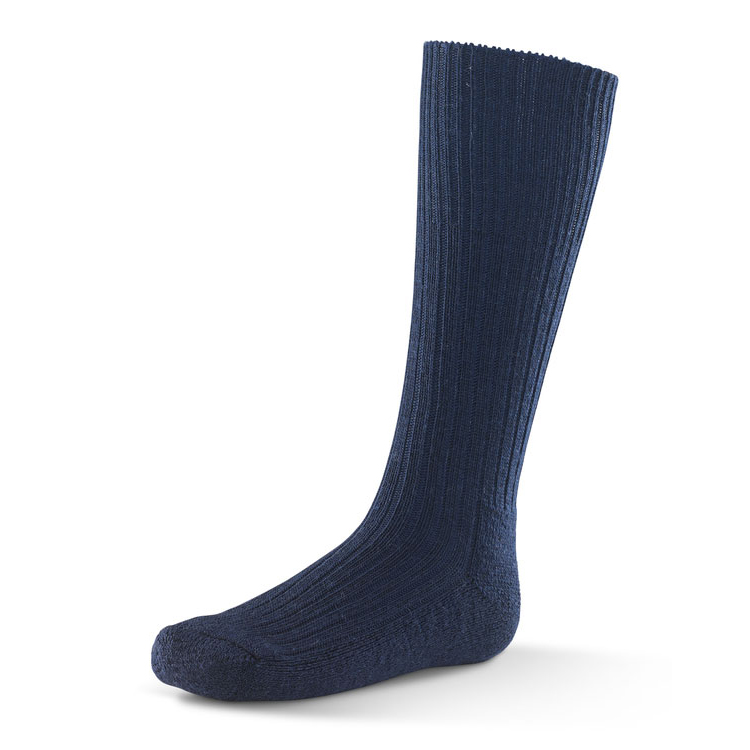 Limitless Click Workwear Combat Socks Wool/Nylon Navy One Size Ref MODS [3 Pairs] *Up to 3 Day Leadtime*