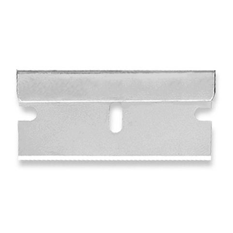 Pacific Handy Cutter Single Edge Blade .009in Thick Silver Ref RB-009 Pack 100 *Up to 3 Day Leadtime*