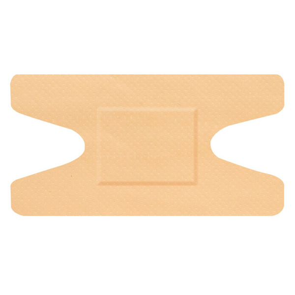 Click Medical Waterproof Knuckle Plasters [Pack 50] Ref CM0532 Up to 3 Day Leadtime