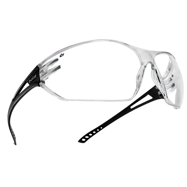 Bolle Slam Polycarb Anti-Smoke Anti-Fog Spectacles Clear Ref BOSLAPSI [Pack 10] *Up to 3 Day Leadtime*