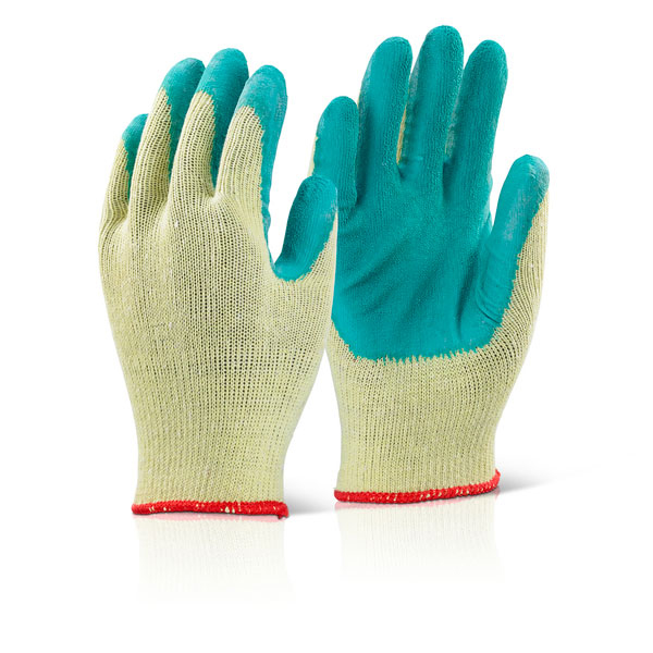 Limitless Click2000 Economy Grip Glove XL Green Ref EC8GXL Pack 100 *Up to 3 Day Leadtime*