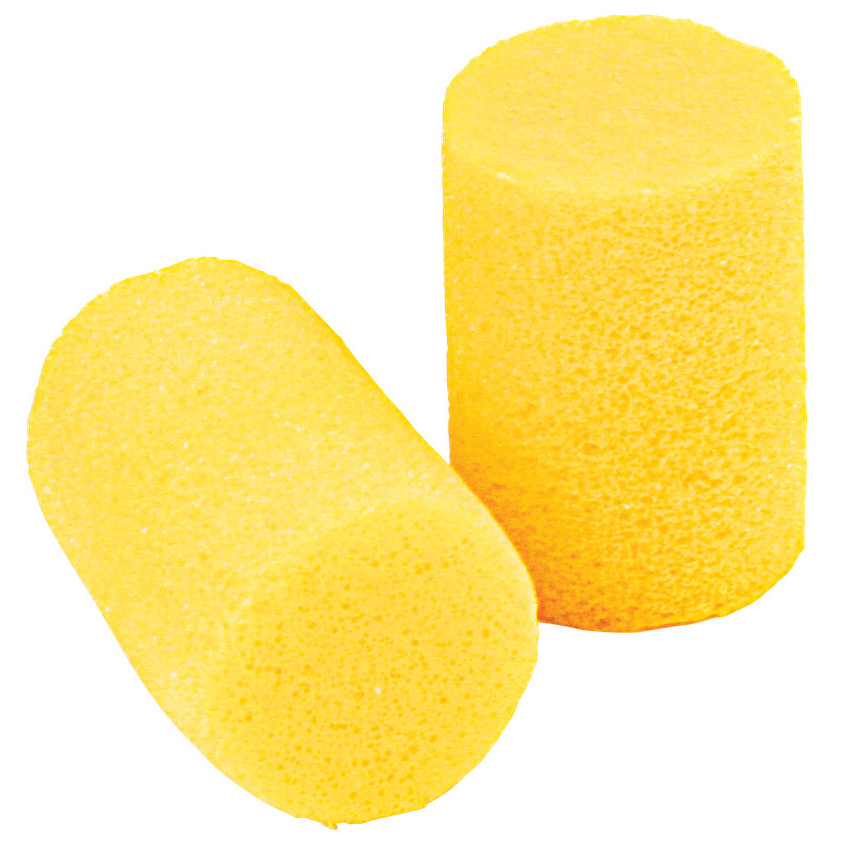 Ear Classic Soft Pillowpack Yellow Ref EARSPP Pack 200 *Up to 3 Day Leadtime*
