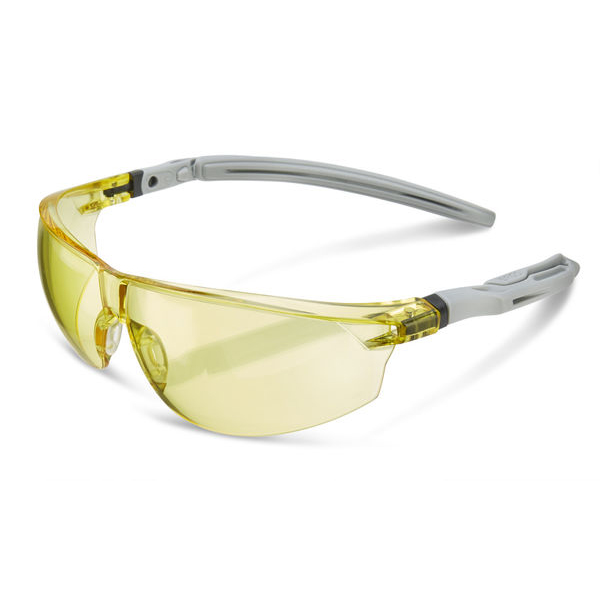 BBrand-Heritage H20 Anti-Fog Ergo Temple Spectacles Yellow Ref BBH20Y Up to 3 Day Leadtime