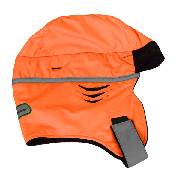 Scott Zero Hood - Winter Liner Hi Vis Orange*Up to 3 Day Leadtime*