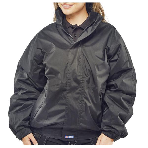 B-Dri Weatherproof Phoenix Jacket Black L*Up to 3 Day Leadtime*