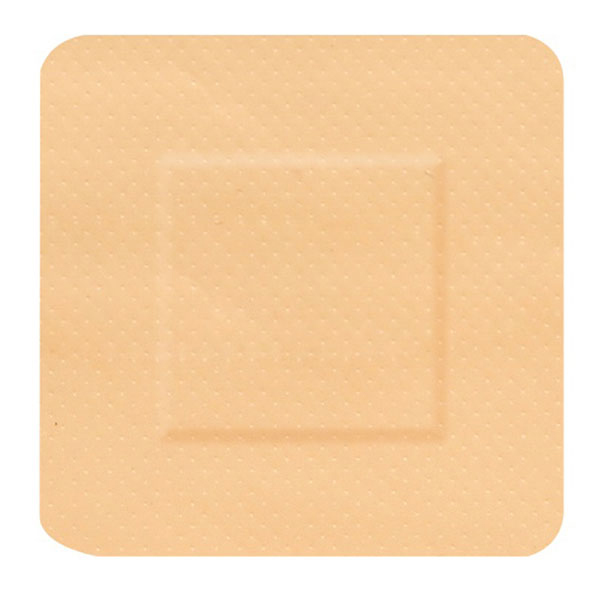 Limitless Click Medical Waterproof Square Plasters Pack 100 Ref CM0535 *Up to 3 Day Leadtime*