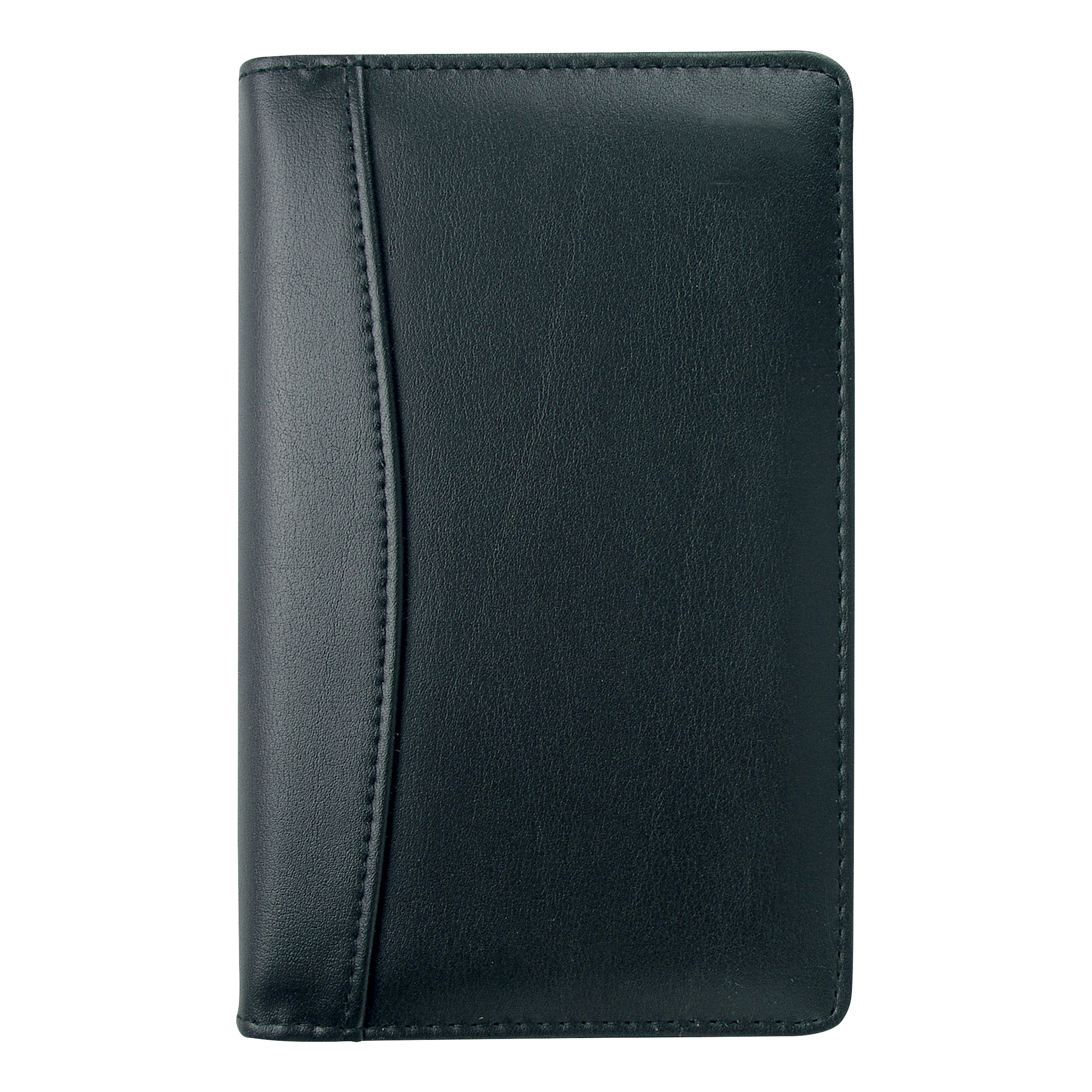 Collins 2019 Elite Pocket Diary Week to View Wirobound 85x153mm Black Ref 1165V 2019
