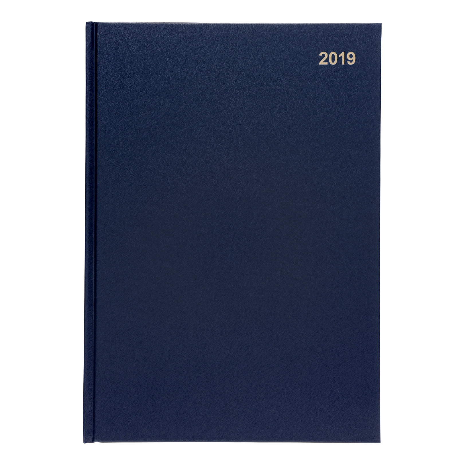 Image for 5 Star 2019 A4 Day to Page Diary Blue