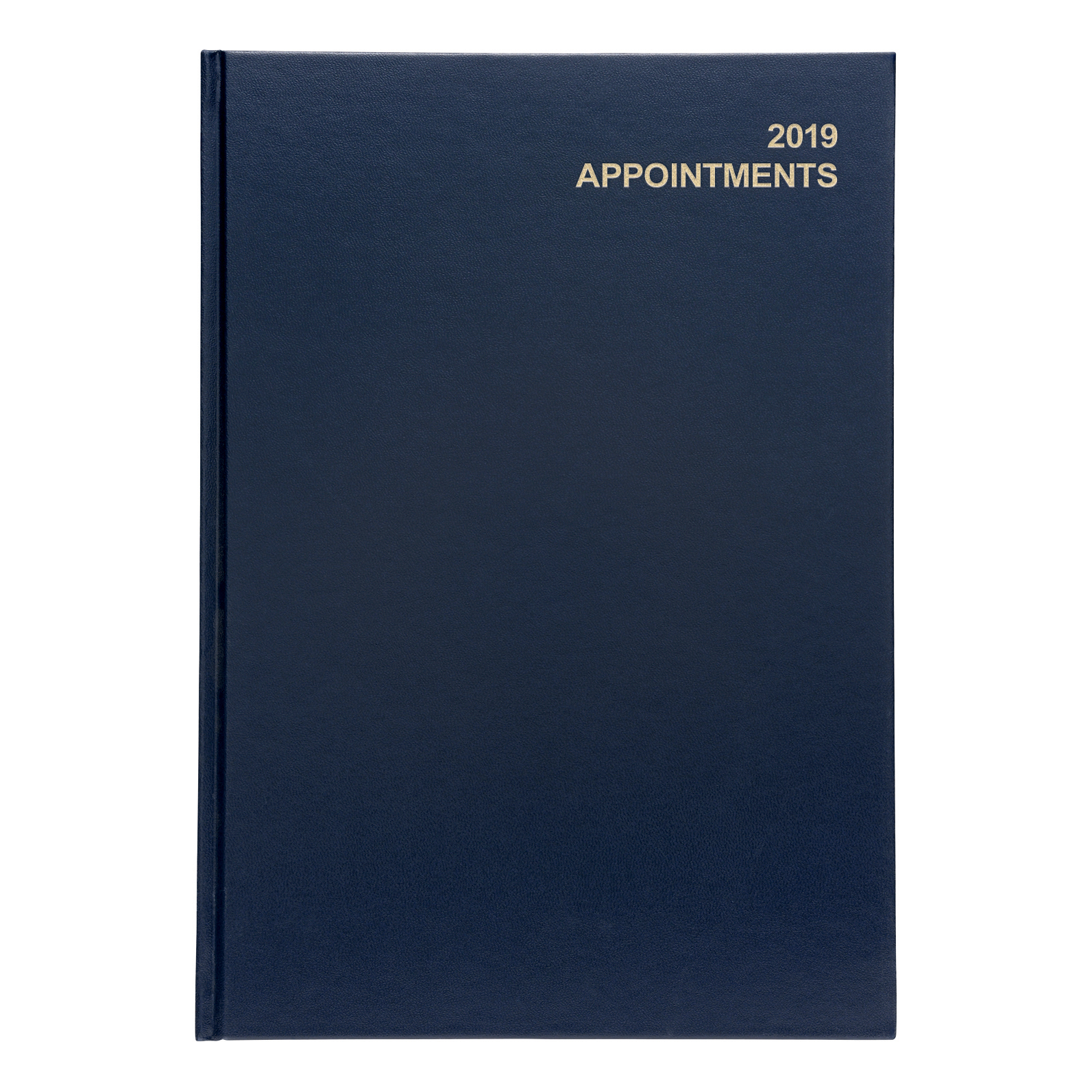 Image for 5 Star 2019 A4 Day/Pge Appoint Diary Blu