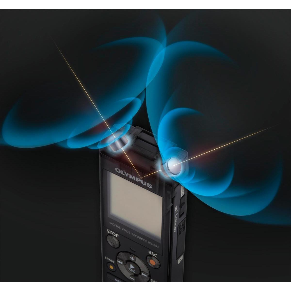 Olympus Dictation Machine WS853 8GB Ref V415131BE000
