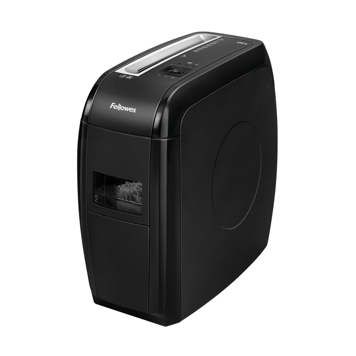 Shredders Fellowes 21Cs Cross Cut Shredder P-3 15 Litres Ref 4360301