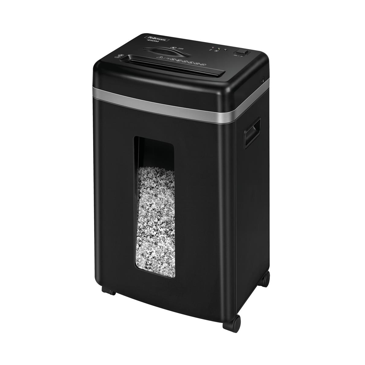 Shredders Fellowes Powershred 450M Shredder Micro Cut P-5 Ref 4074201
