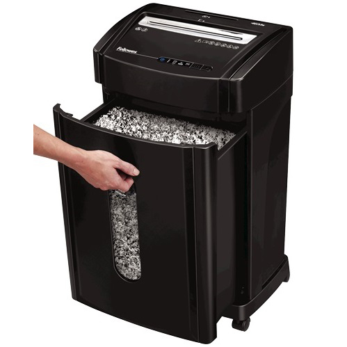 Fellowes Powershred 46Ms Shredder Micro Cut P-5 Ref 4817201
