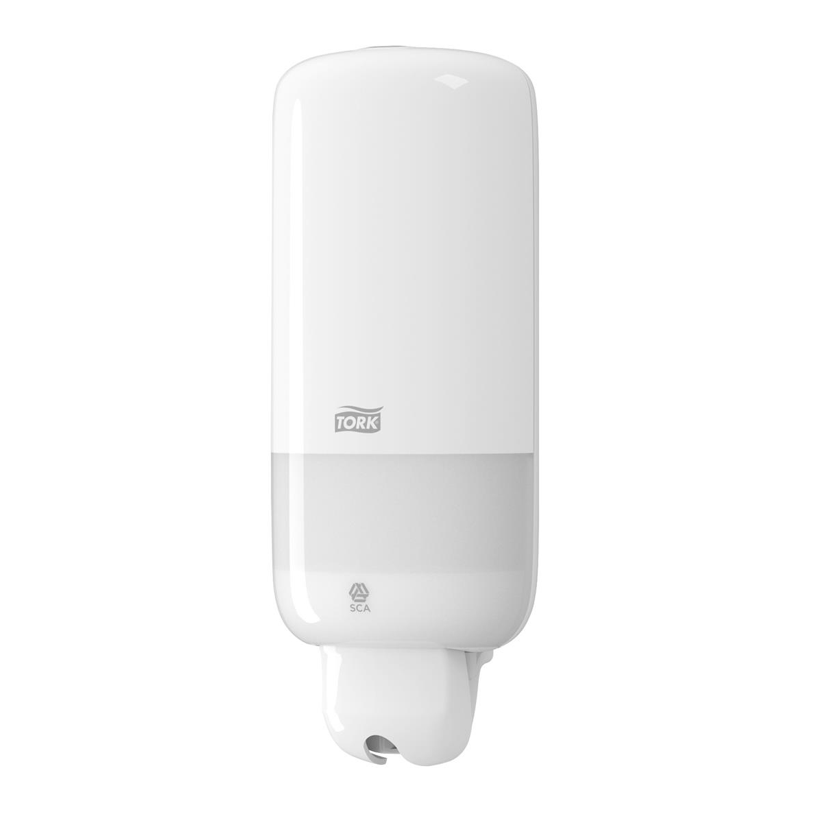 Institutional soap or lotion dispensers Tork Foam Soap Dispenser for 1000ml refills Casing White Ref 561500