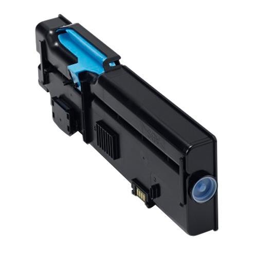 Laser Toner Cartridges Dell 488NH Laser Toner Cartridge Page Life 4000pp Cyan Ref 593-BBBT