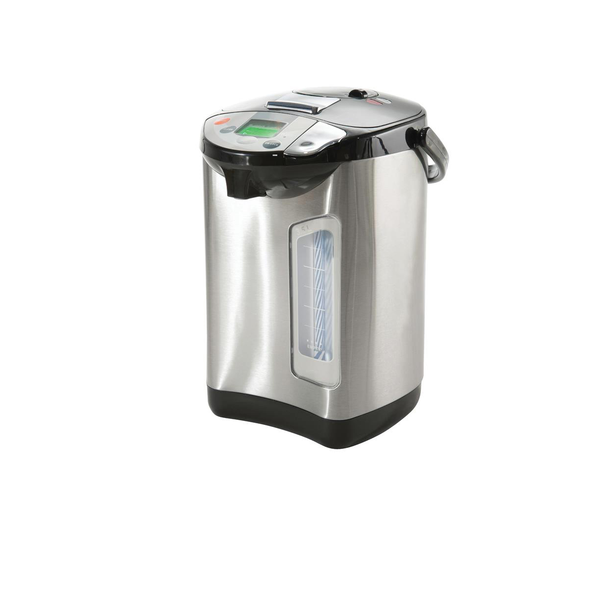 Addis Thermo Pot 3.5 Litre Stainless Steel / Black Ref 516521
