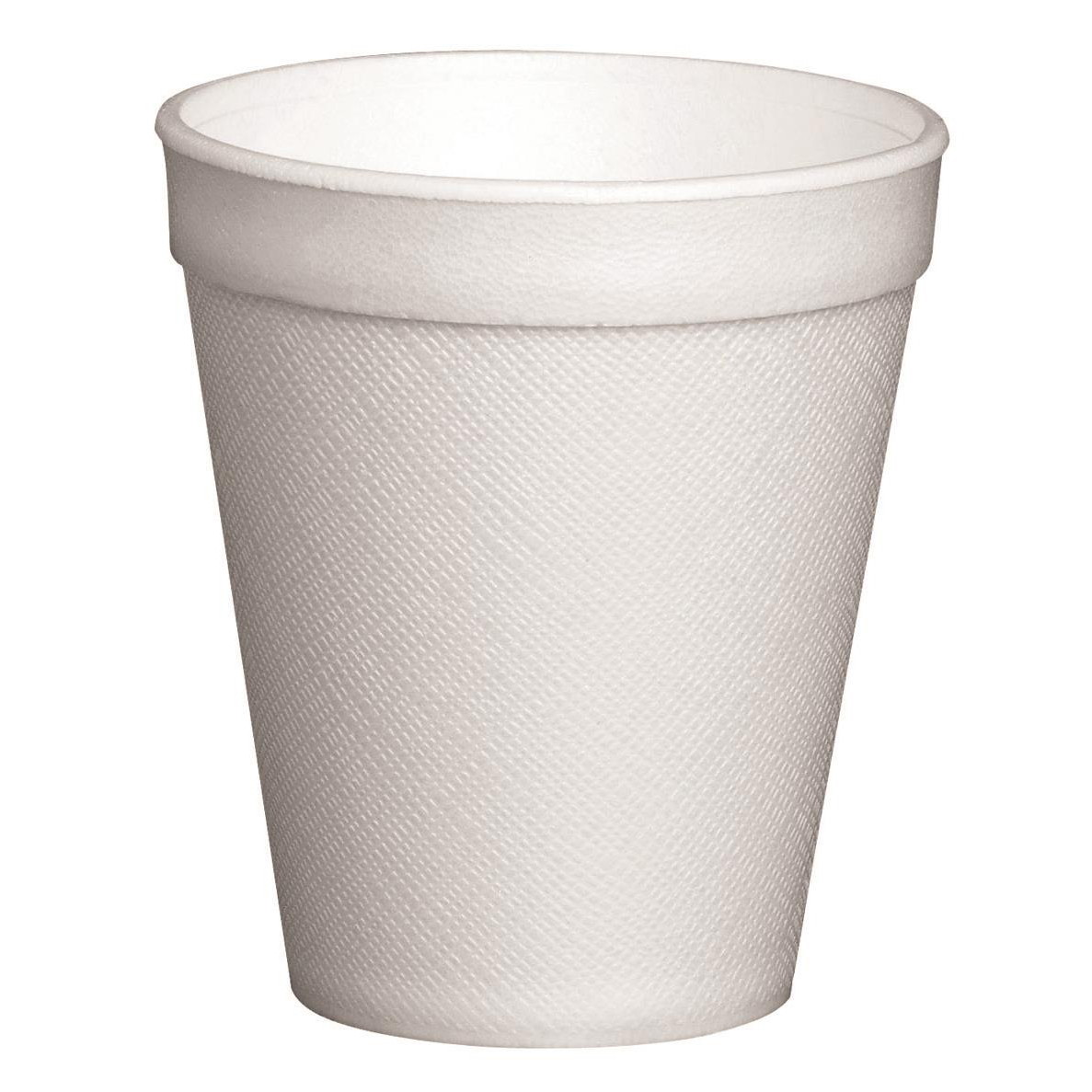 Cup Insulated Foam 10oz 296ml White Ref 10LX10 Pack 20