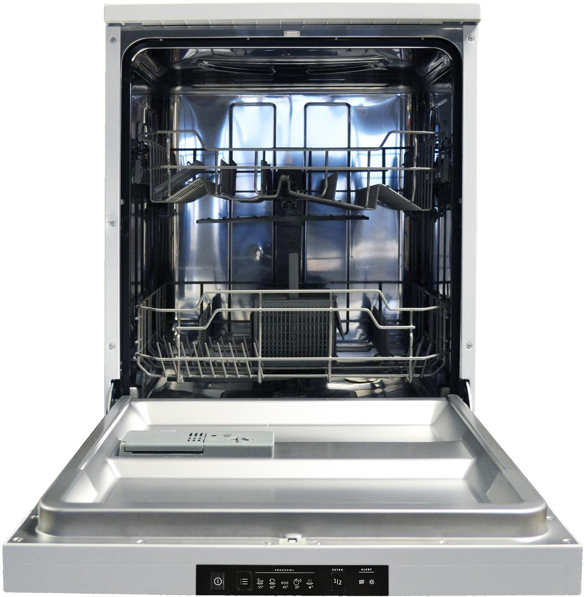 Statesman Dishwasher A+ Rating Flood Protection 60cm White Ref SFD12P