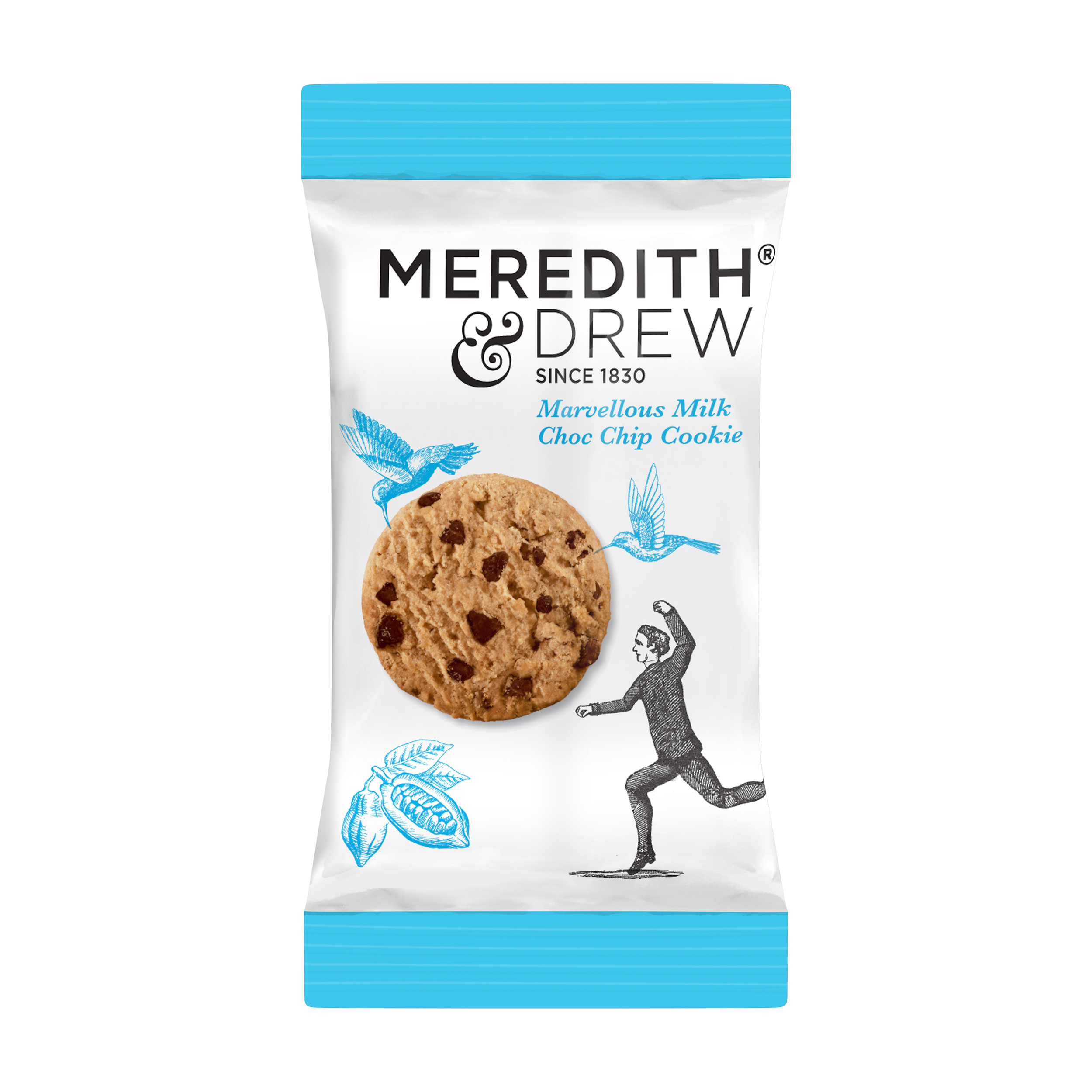Meredith & Drew Minipack Individually Wrapped Biscuits Ref 0401183 Pack 100