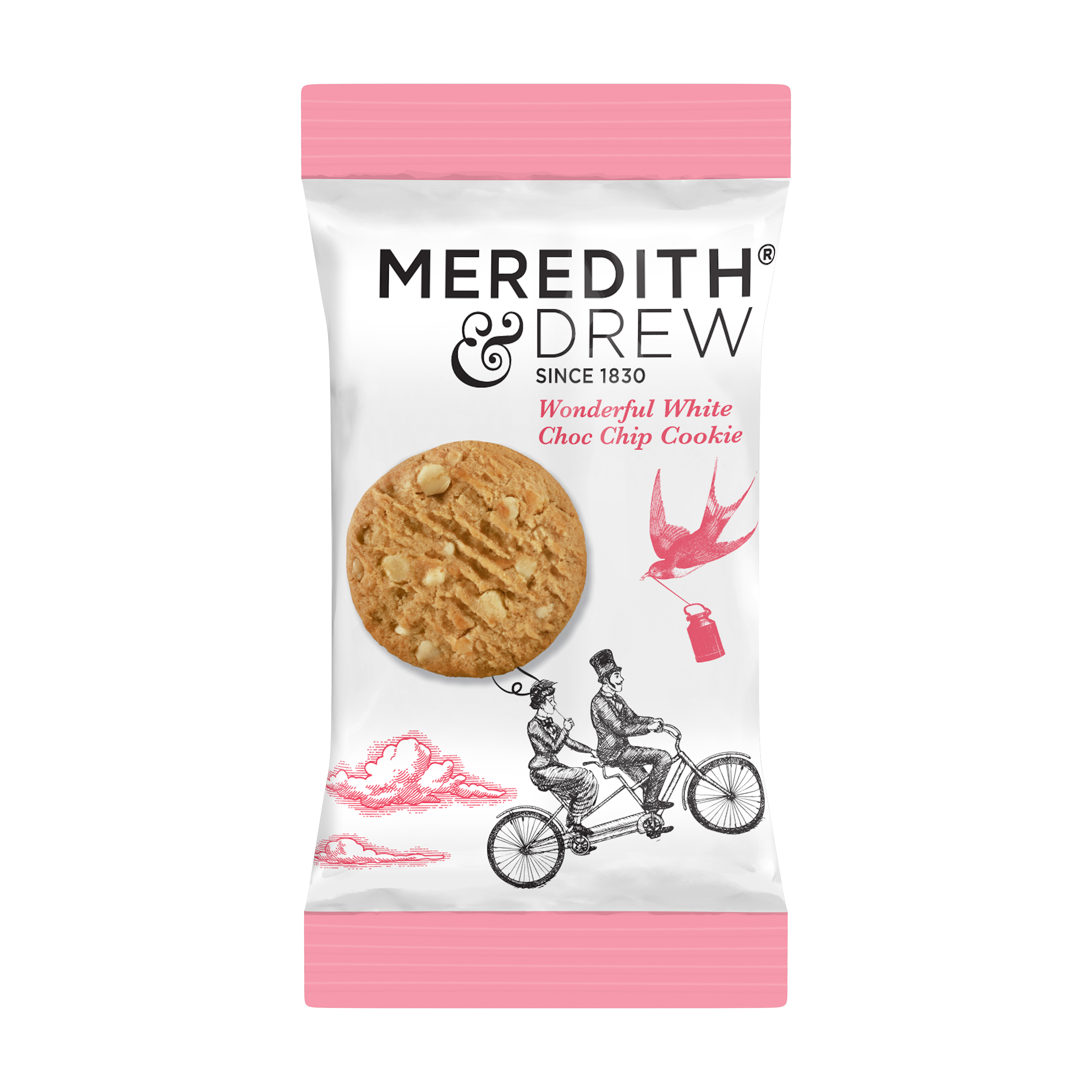 Meredith & Drew Minipack Individually Wrapped Biscuits Ref 0401183 [Pack 100]