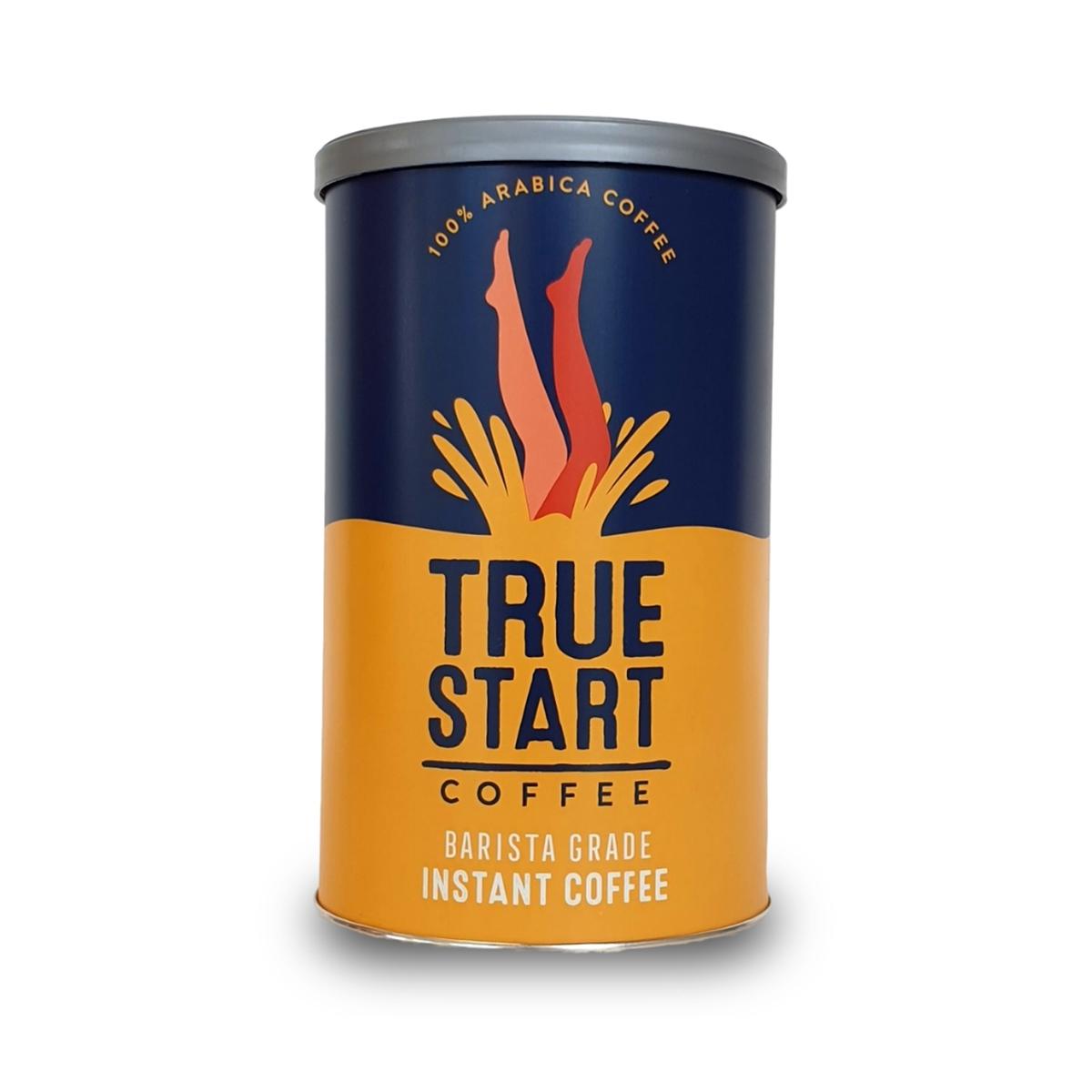 Instant coffee TrueStart Coffee 100g Barista Grade Instant Coffee Ref HBIN100TIN