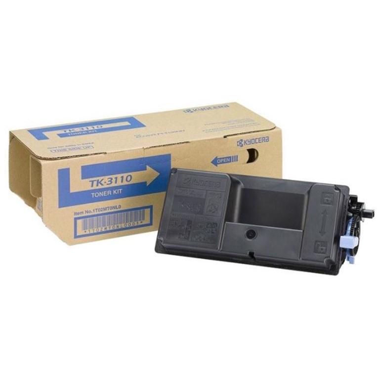 Kyocera TK-3110 Laser Toner Cartridge Page Life 15500pp Black Ref 1T02MT0NLV