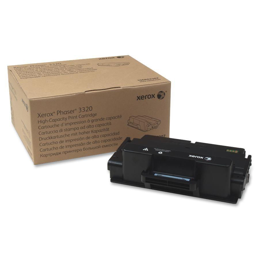 Xerox Phaser 3320 Laser Toner Cartridge High Yield Page Life 11000pp Black Ref 106R02307