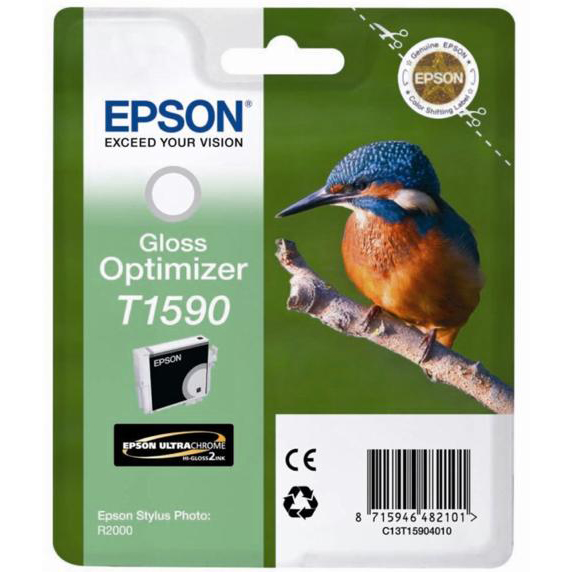 Epson T1590 Inkjet Cartridge Gloss Optimiser Ref C13T15904010