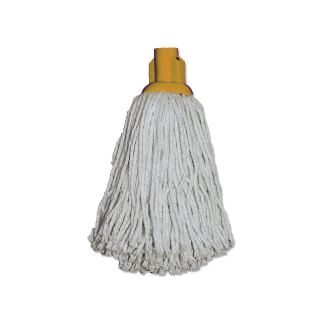 Eclipse PY Socket Mop Head Yellow 350G Ref MHCE12Y