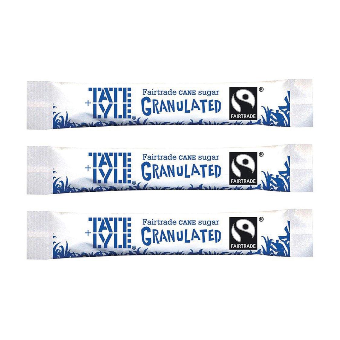 Tate & Lyle White Sugar Sticks [Pack 1000]