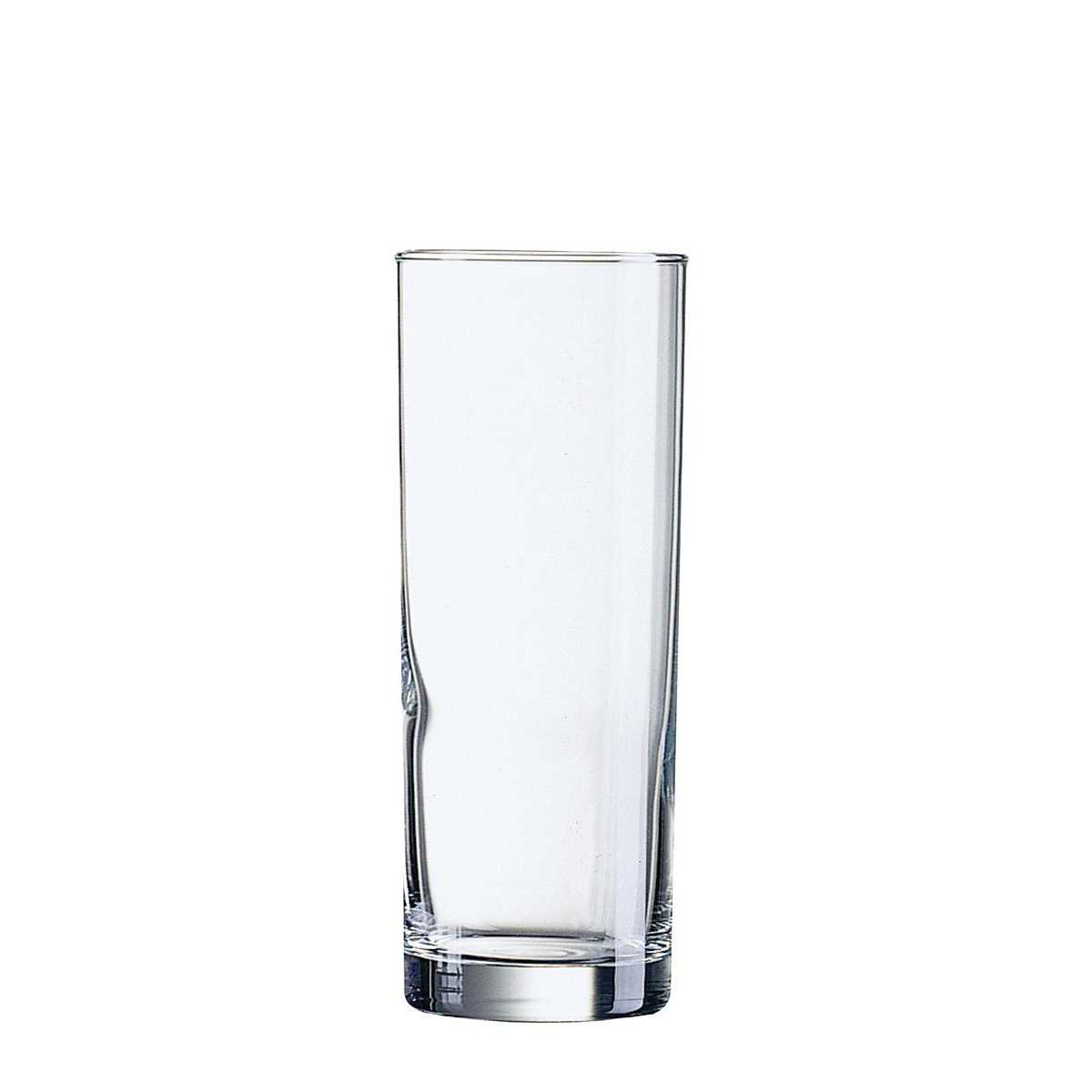 Tableware Flutino Glass 10.5oz 300ml Pack 6