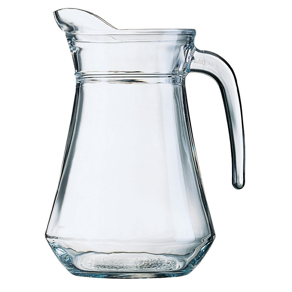 Tableware Glass Jug 1 Litre