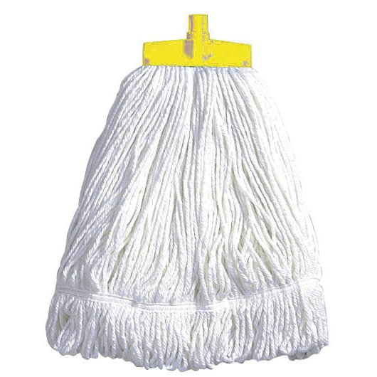 Mops & Buckets Scott Young Research Interchange Syntex Kentucky Mop Head 16oz Yellow Ref CM18Y