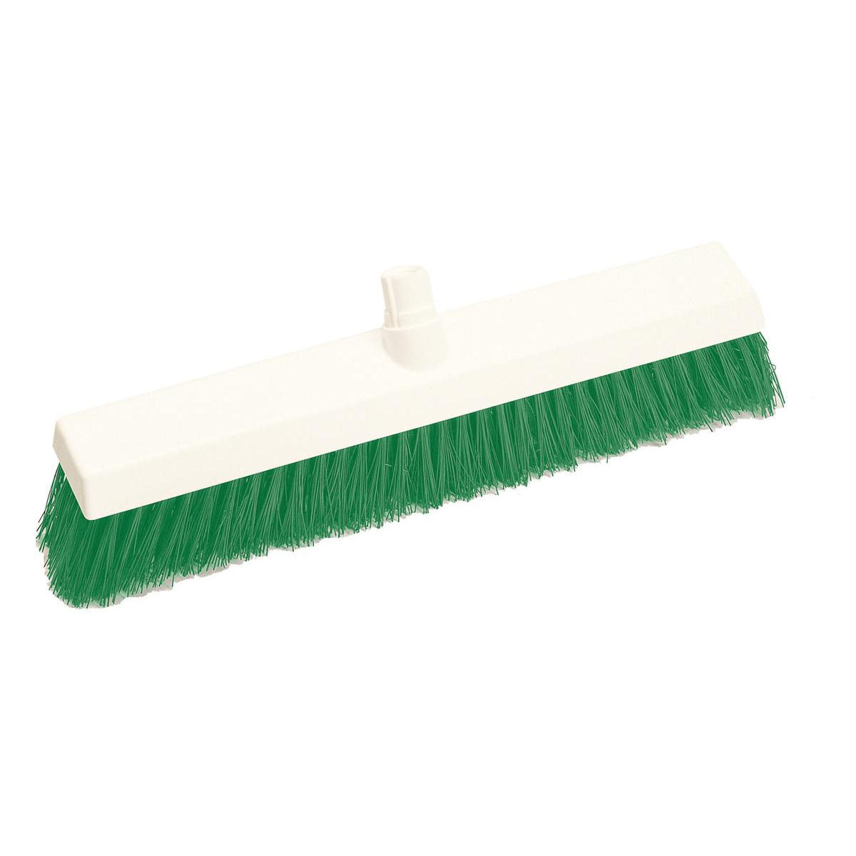 Scott Young Research Interchange Hygiene Soft Broom Head 12 Inch Green Ref BHY12SG