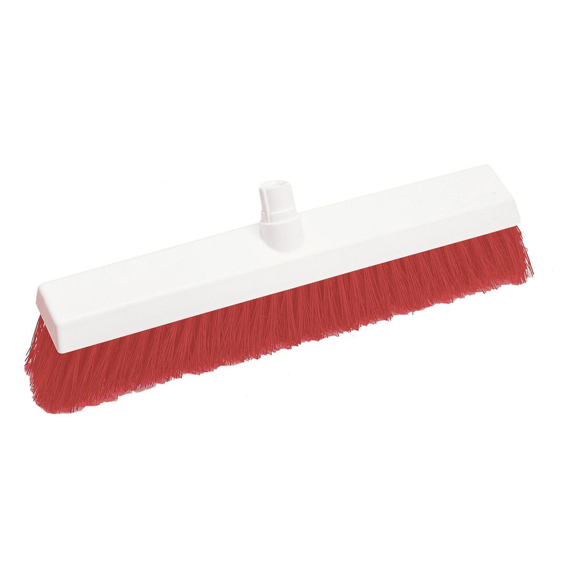 Scott Young Research Interchange Hygiene Soft Broom Head 12 Inch Red Ref BHY12SR