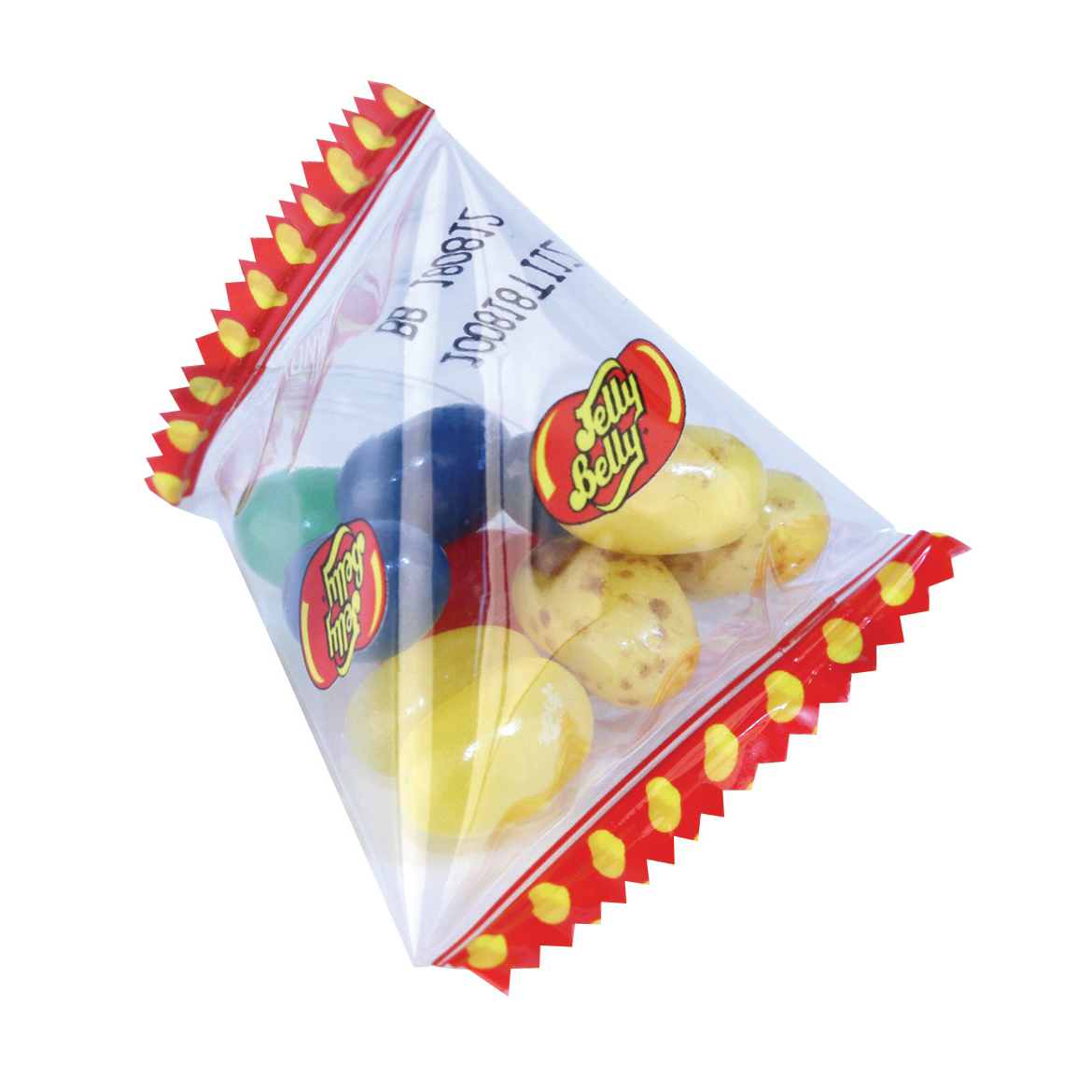 Sweets / Chocolate Jelly Belly Jelly Bean Pyramids Assorted Flavours 10g [Pack 300]