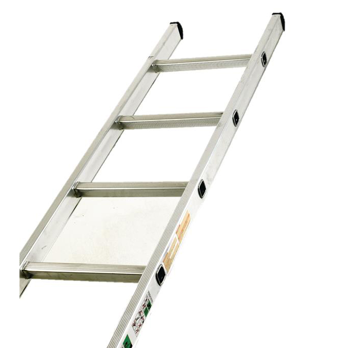 Steps Aluminium Ladder Single Section 10 Rungs Capacity 150kg