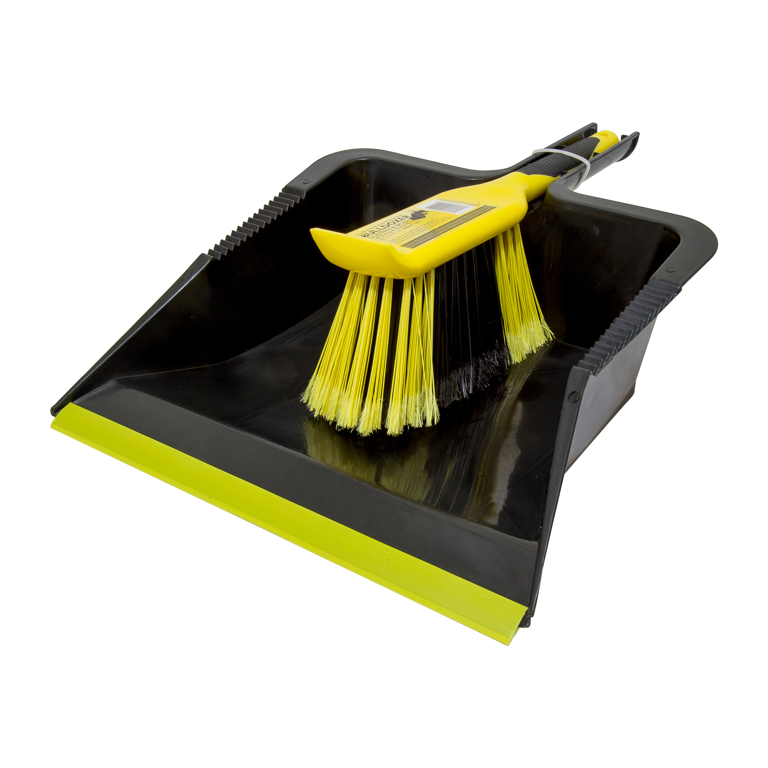 Janitorial Bentley Bulldozer Dustpan & Brush Set Ref 518014