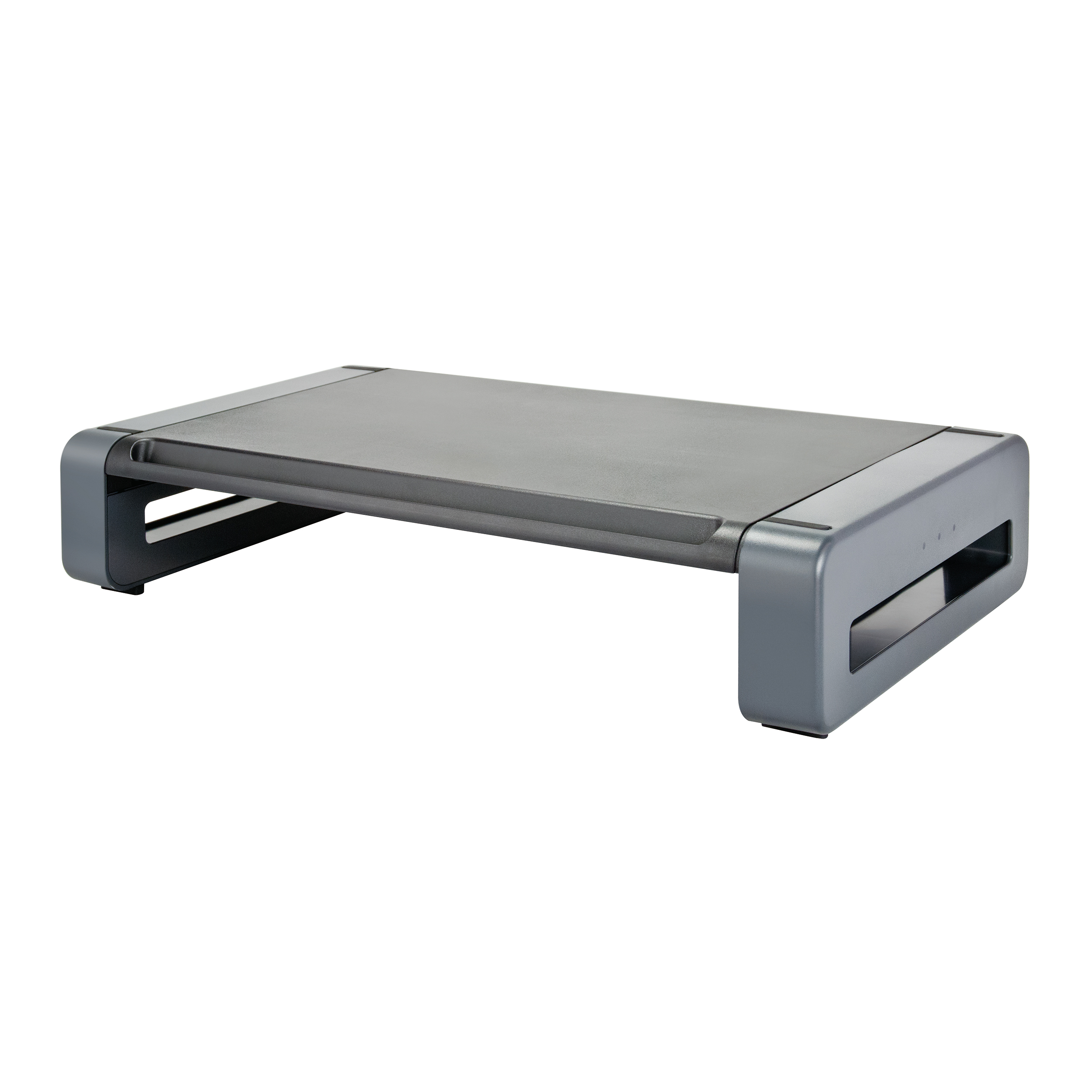 CPU stand Deluxe Monitor Stand Capacity Up to 24inch Ref MS-1001G