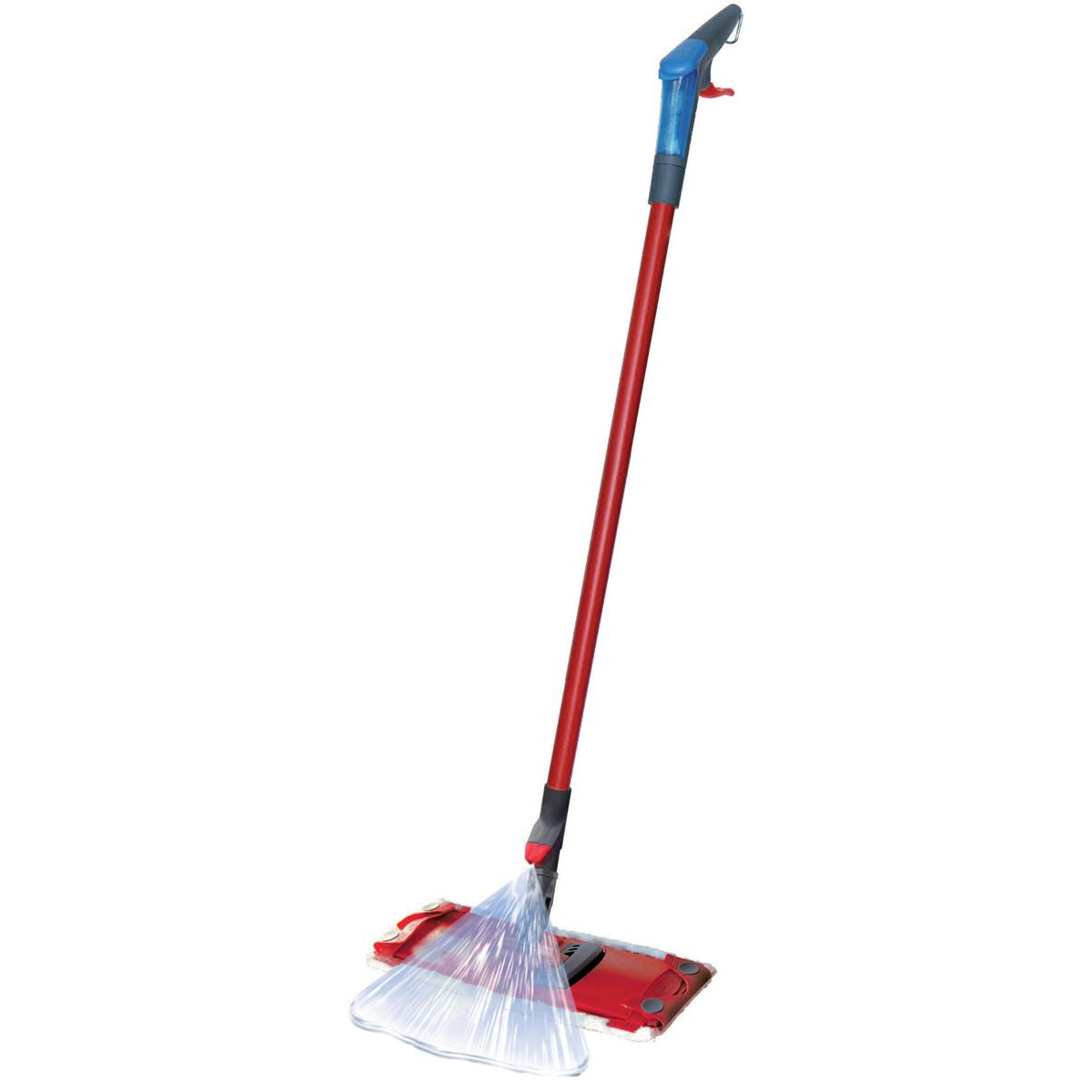 Mops & Buckets Vileda 1Vileda 1-2 Spray and Clean Mop System Red Ref -2 Spray and Clean Mop System Red Ref 0909200