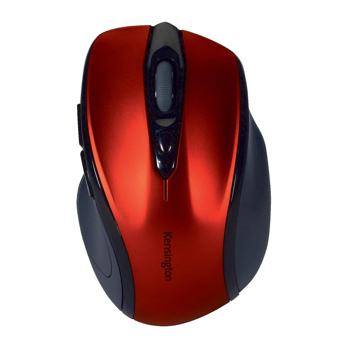 Wireless Kensington Pro Fit Mouse Mid-Size Optical Wireless Right Handed Red Ref K72422WW