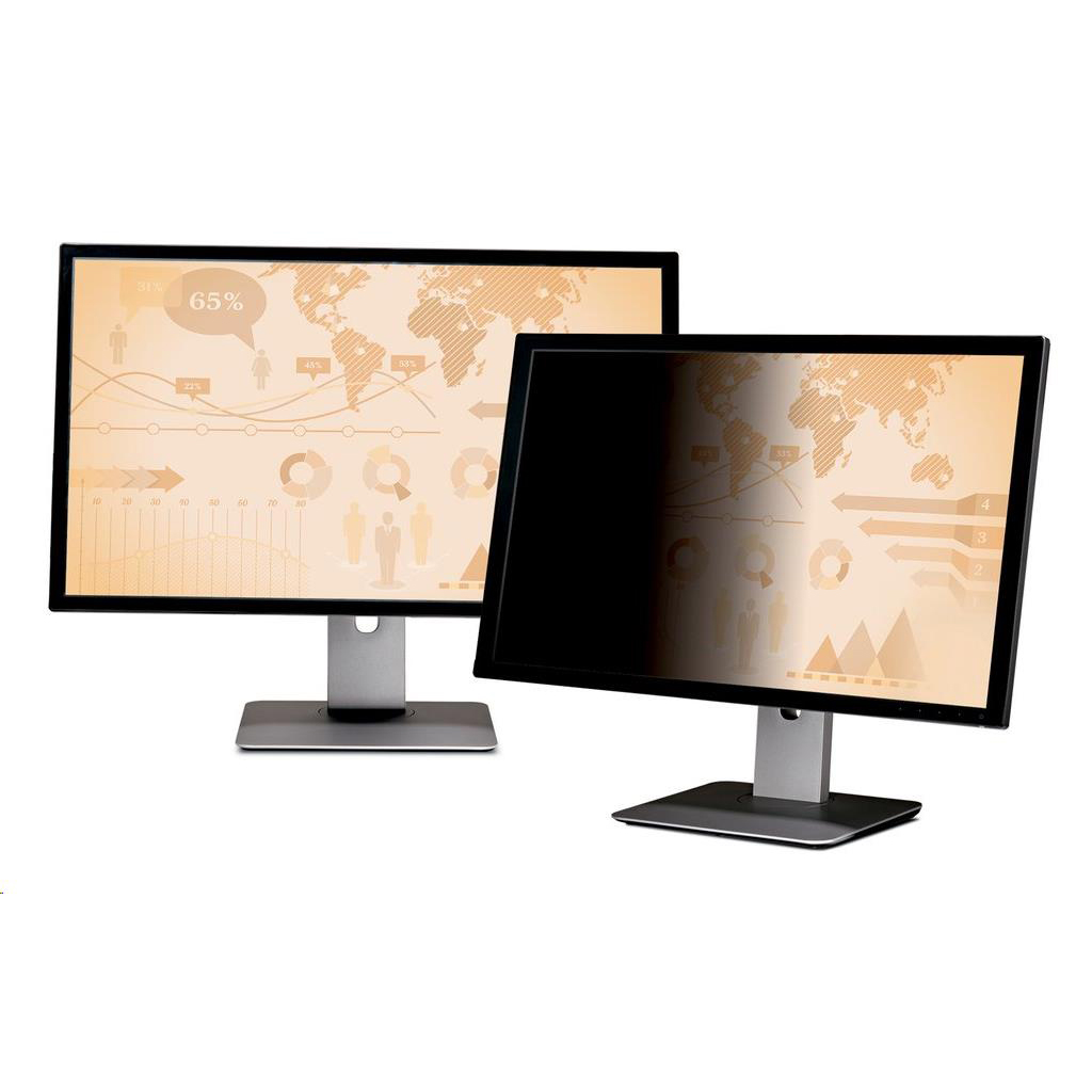 Desktop 3M Privacy Filter - 19 inch Widescreen 16:10 - PF19.0W