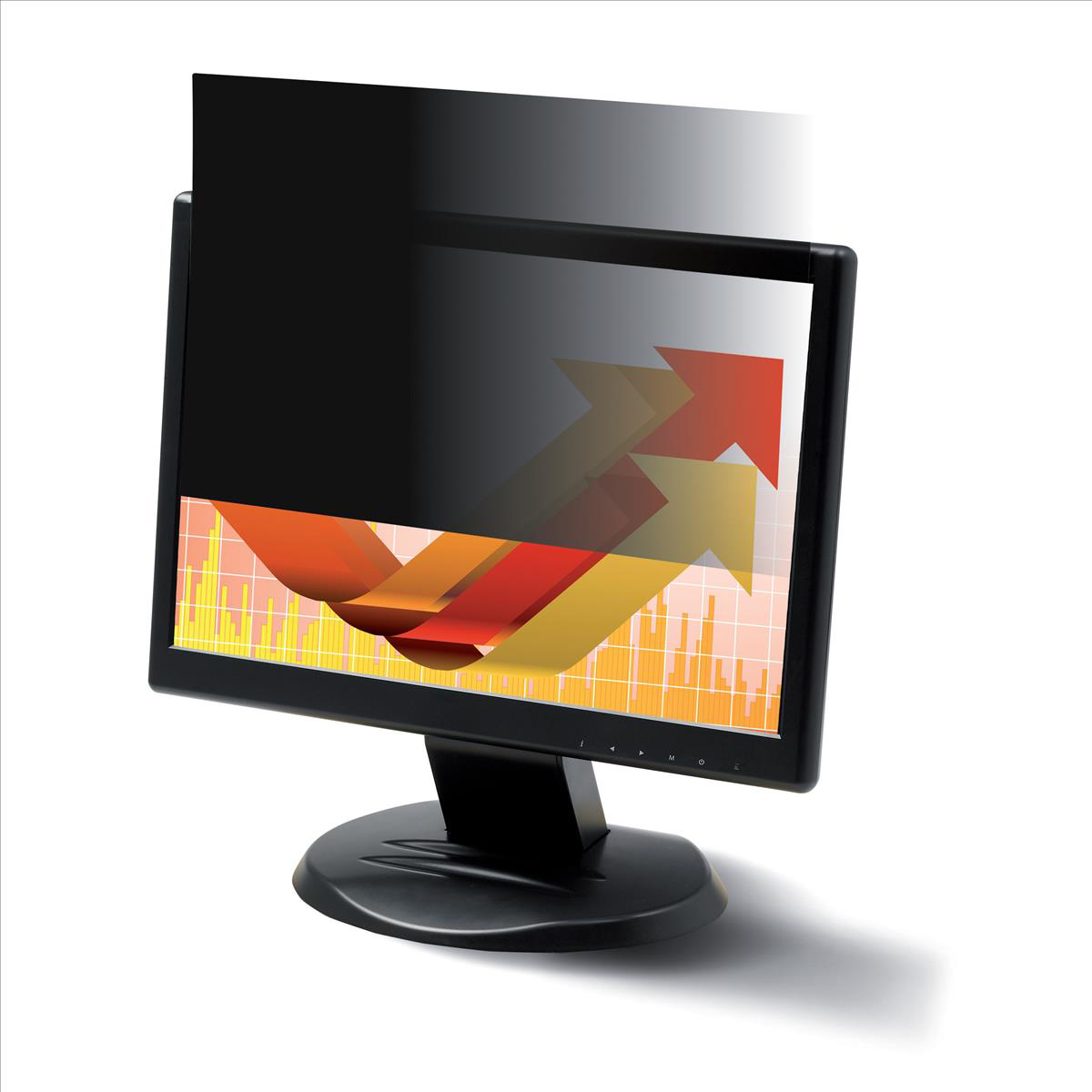 Desktop 3M Privacy Filter - 24 inch Widescreen 16:9 - PF24.0W9