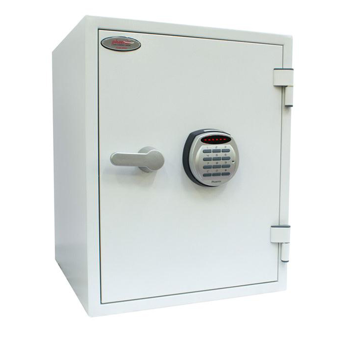 Safes Phoenix Titan II Safe for Media 60mins Electronic Lock 53kg 36 Litre Ref FS1283E