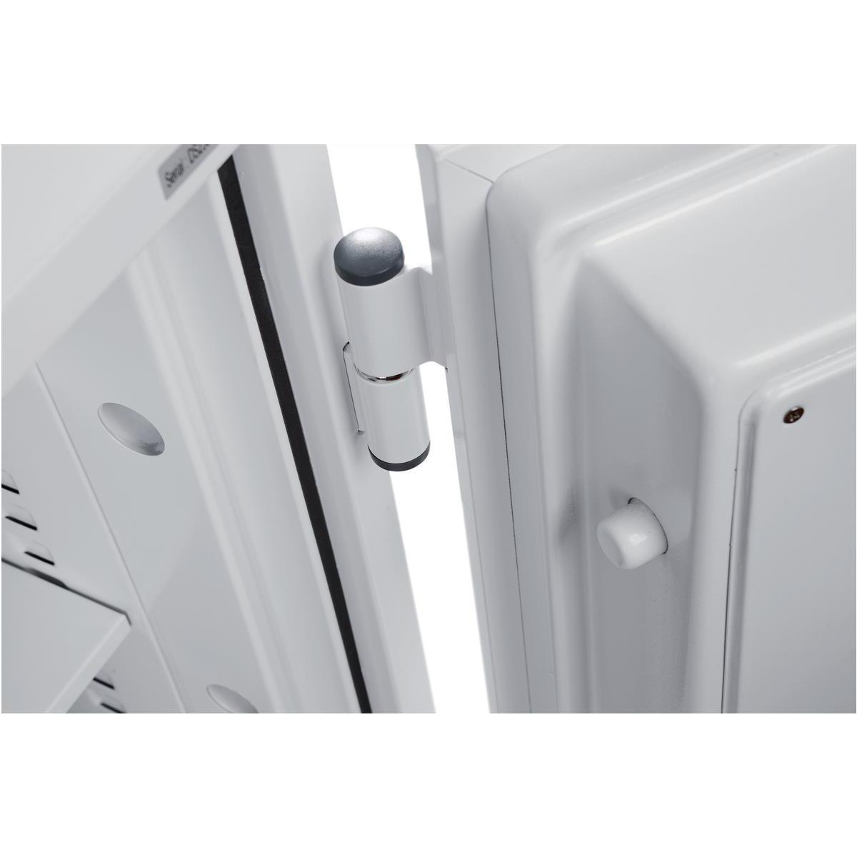 Phoenix Fire Fighter II Safe Electronic Lock 120kg 84 Litre White Ref FS0442E