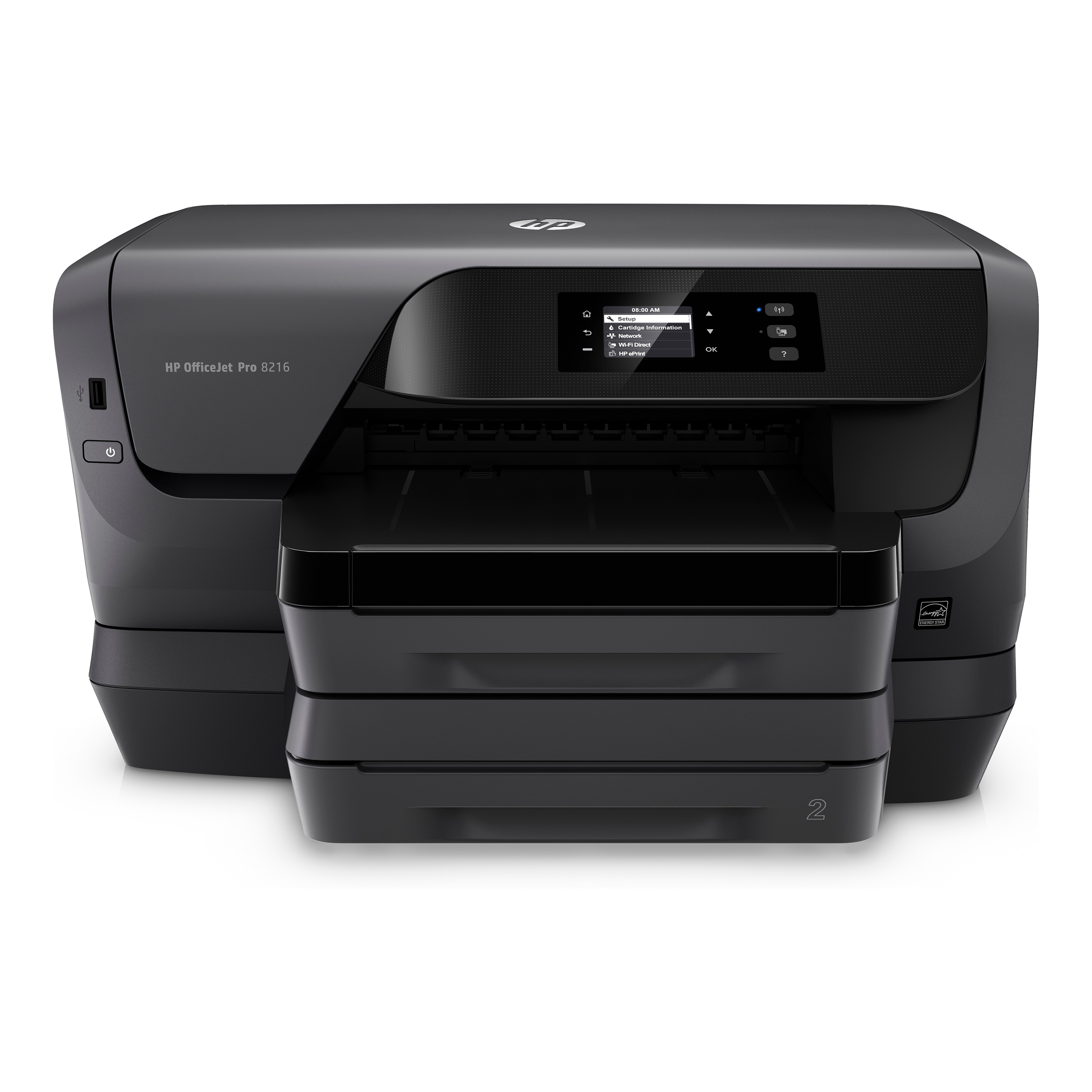 Inkjet printers HP OfficeJet Pro 8218 Inkjet A4 Printer Ref J3P68A